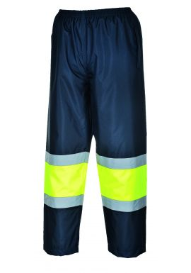 Hi-Vis Contrast Traffic Trousers S586