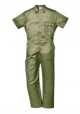 Short Sleeve Coverall S996