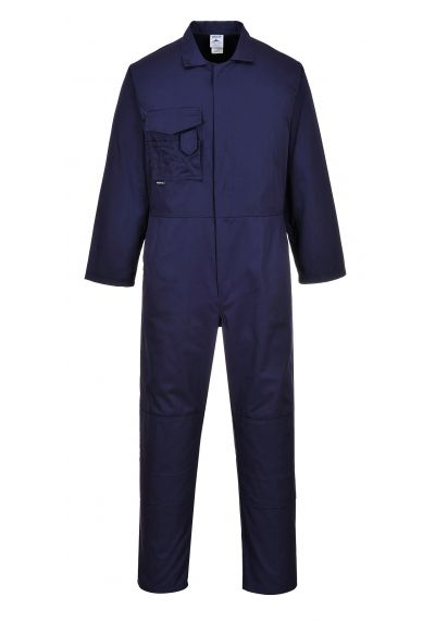 Sheffield Coverall - Knee Pad Pockets S997