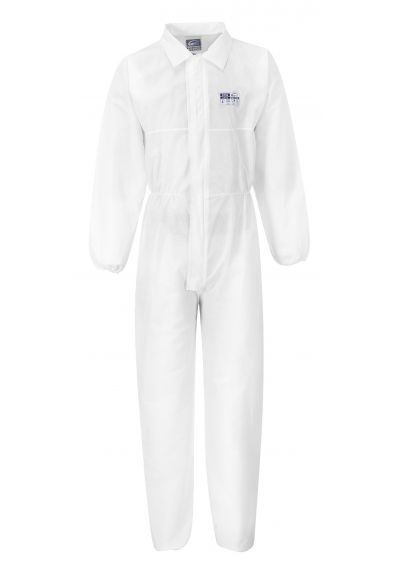 BizTex SMS Coverall with Collar Type 5/6 ST38