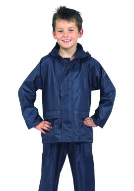 Classic Junior Rain Jacket JN11