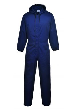 Hooded Spray Coverall S086
