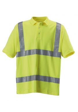 Regatta Hardwear Hi-Vis Polo Shirt