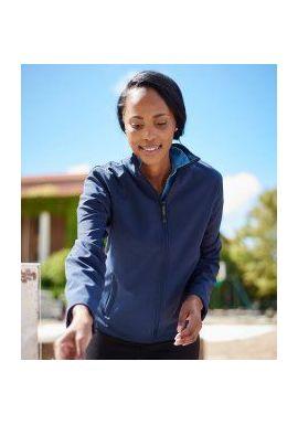 Regatta Ladies Print Perfect Soft Shell Jacket