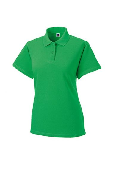 Russell Ladies Classic Cotton Pique Polo Shirt