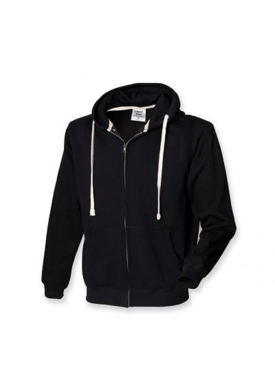 Front Row Zip Hooded Sweatshirt