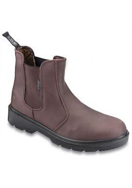 Progressive Safety Dealer Boots