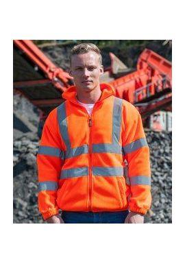 RTY Hi-Vis Fleece Jacket