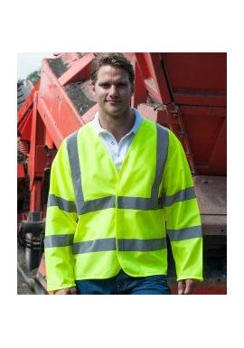 RTY Hi-Vis Motorway Coat