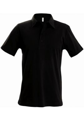 Kariban Cotton Jersey Polo Shirt