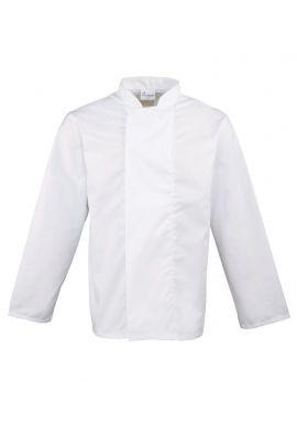 Premier Unisex Coolmaxu00ae Chef's Jacket