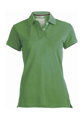 Kariban Vintage Ladies Cotton Pique Polo Shirt