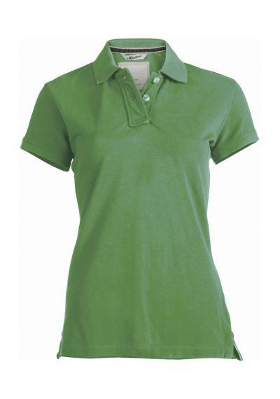 Kariban Vintage Ladies Cotton Pique Polo Shirt