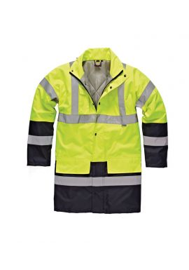 Dickies Hi-Vis Two Tone Parka