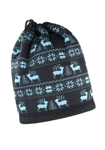 Result Reindeer Snood Hat