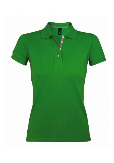 SOL'S Ladies Portland Cotton Pique Polo Shirt