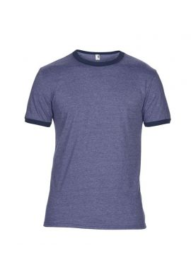 Anvil Fashion Basic Ringer T-Shirt