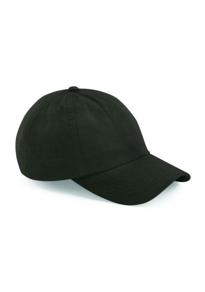 Beechfield Waxed Low Profile Cap