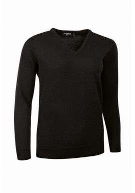 Glenmuir Ladies V Neck Lambswool Sweater