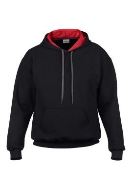 Gildan Heavy Blendu2122 Contrast Hooded Sweatshirt