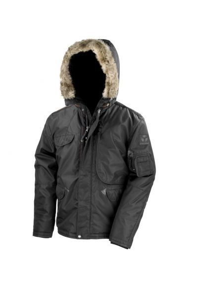 Result Work-Guard Ultimate Cyclone Parka