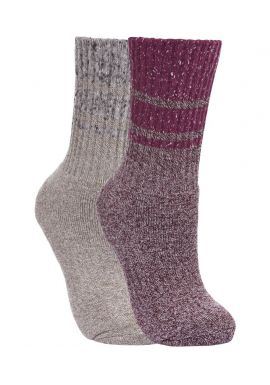 Trespass Ladies Hadley Boot Socks