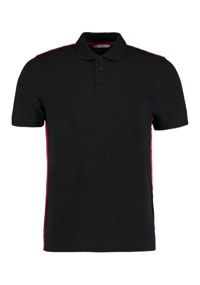 Kustom Kit Team Style Slim Fit Pique Polo Shirt