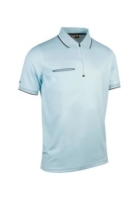 Glenmuir Zip Neck Polo Shirt