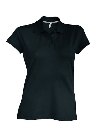 Kariban Ladies Cotton Pique Polo Shirt