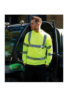 Warrior Miami Hi-Vis Sweatshirt