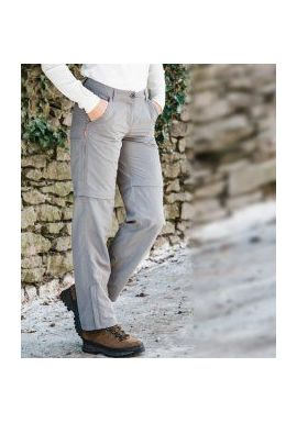 Craghoppers Ladies NosiLife Zip Off Trousers