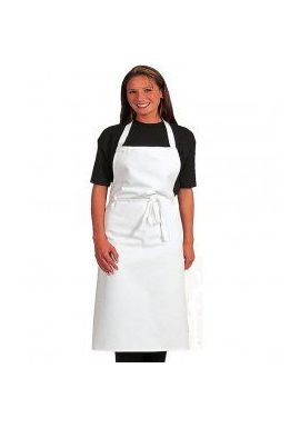 Dennys Large Cotton Bib Apron