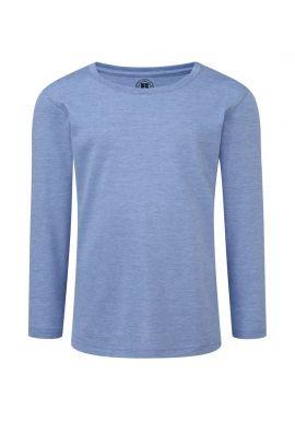 Russell Girls Long Sleeve HD T-Shirt