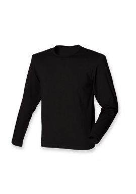 SF Men Modern Stretch Long Sleeve T-Shirt