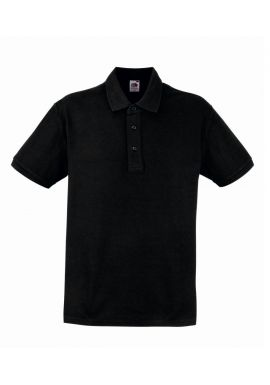 Fruit of the Loom Heavy Cotton Pique Polo Shirt
