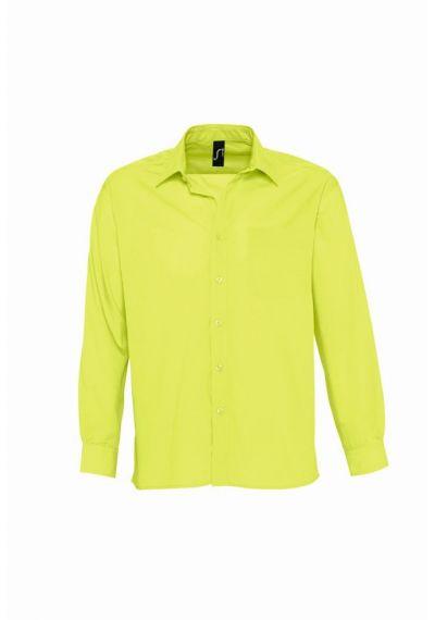 SOL'S Baltimore Long Sleeve Poplin Shirt