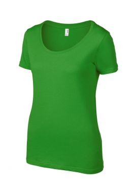 Anvil Ladies Featherweight Scoop Neck T-Shirt