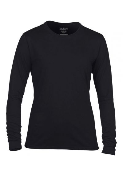 Gildan Ladies Performance® Long Sleeve T-Shirt