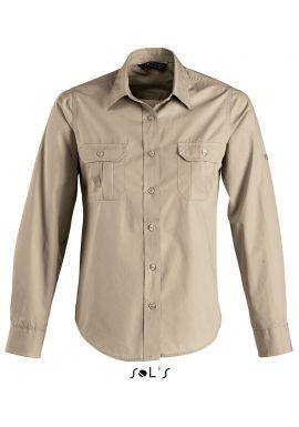 SOL'S Ladies Bolivia Roll Sleeve Shirt