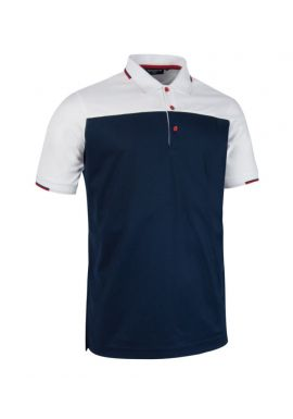 Glenmuir Contrast Piqué Polo Shirt