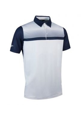 Glenmuir Contrast Jersey Polo Shirt