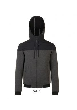 SOL'S Unisex Voltage Hooded Jacket