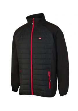 Lee Cooper Park Quilted Soft Shell Jacket