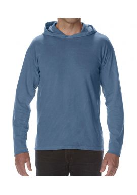Comfort Colors Heavyweight Long Sleeve Hooded T-Shirt