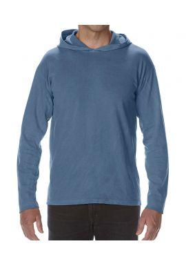 Comfort Colors Heavyweight Long Sleeve Hooded T-Shirt