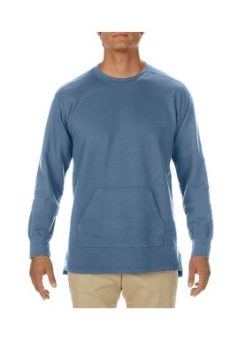 Comfort Colors French Terry Pocket Sweatshirt