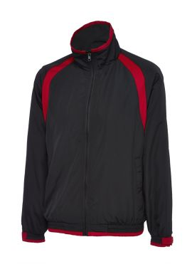 Children's Full Zip Micro Track Top