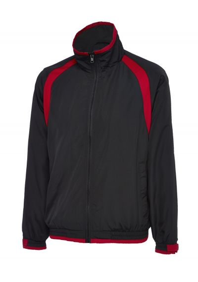Uneek Children's Full Zip Micro Track Top