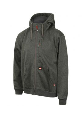 Lee Cooper Windproof Bonded Zip Hoodie