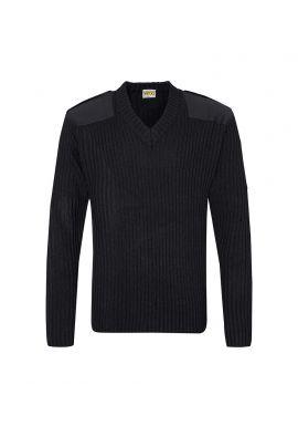 RTY Nato Style V Neck Sweater